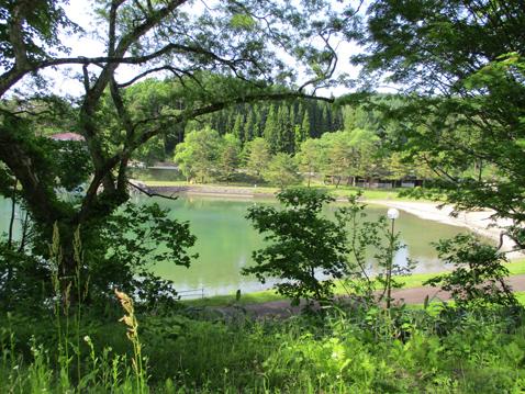 沼沢湖オートキャンプ場